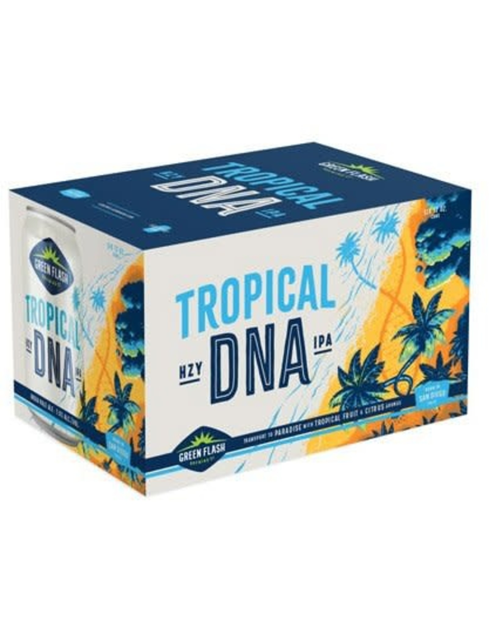 Green Flash Green Flash Tropical DNA IPA 6pk can