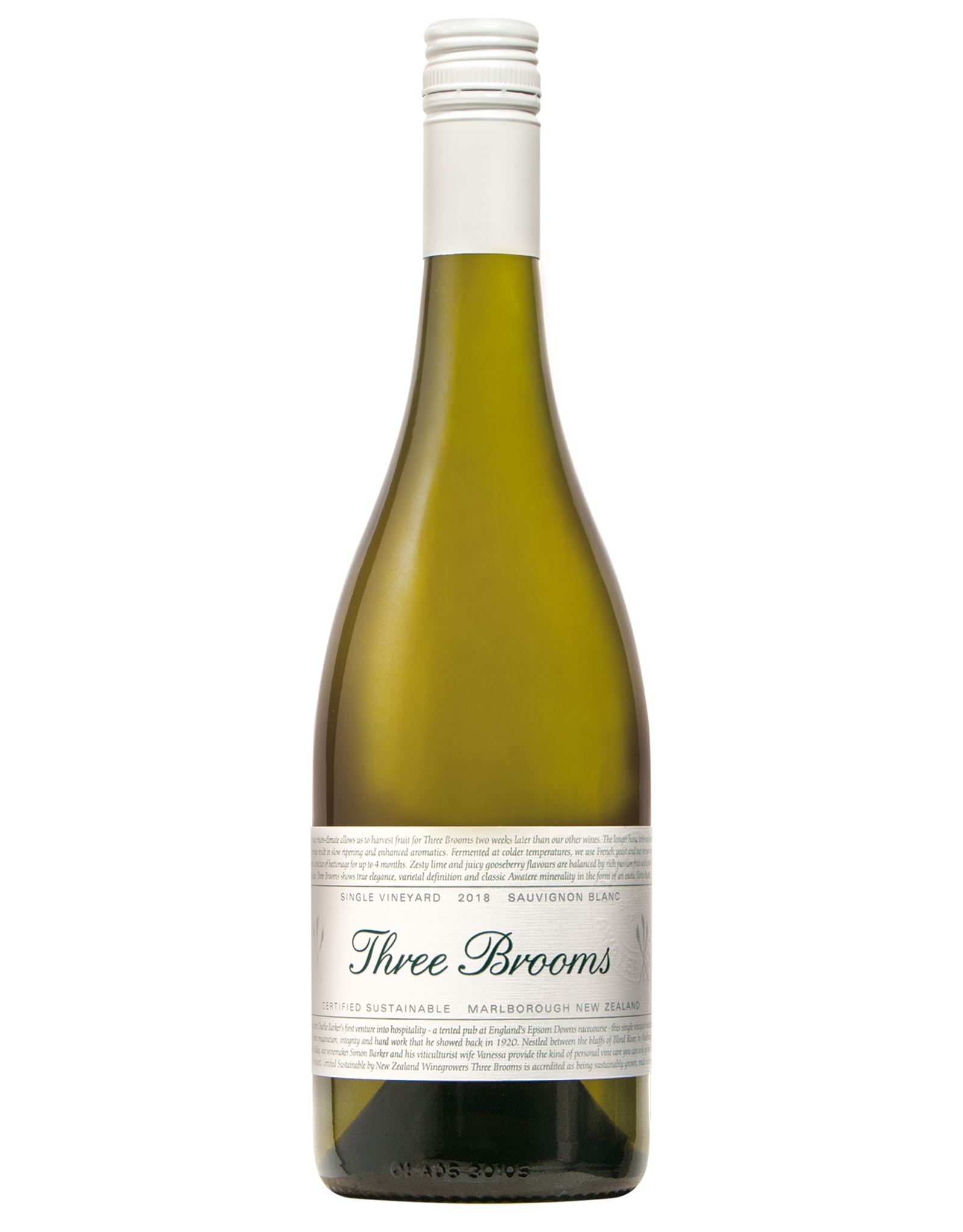 Three Brooms Sauvignon Blanc