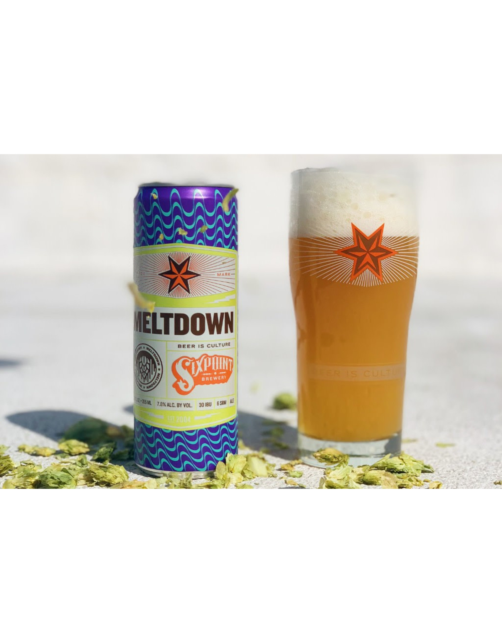 Sixpoint Sixpoint Meltdown 6pk can