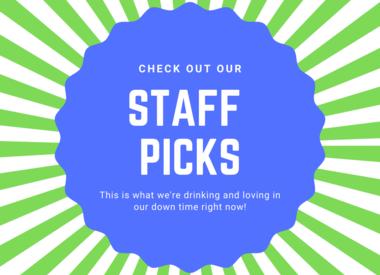 Staff Picks!