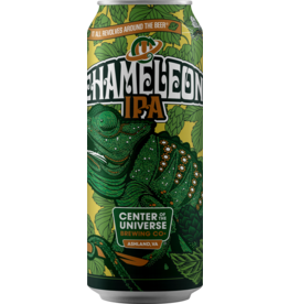 Center of the Universe COTU Chameleon IPA 4pk can