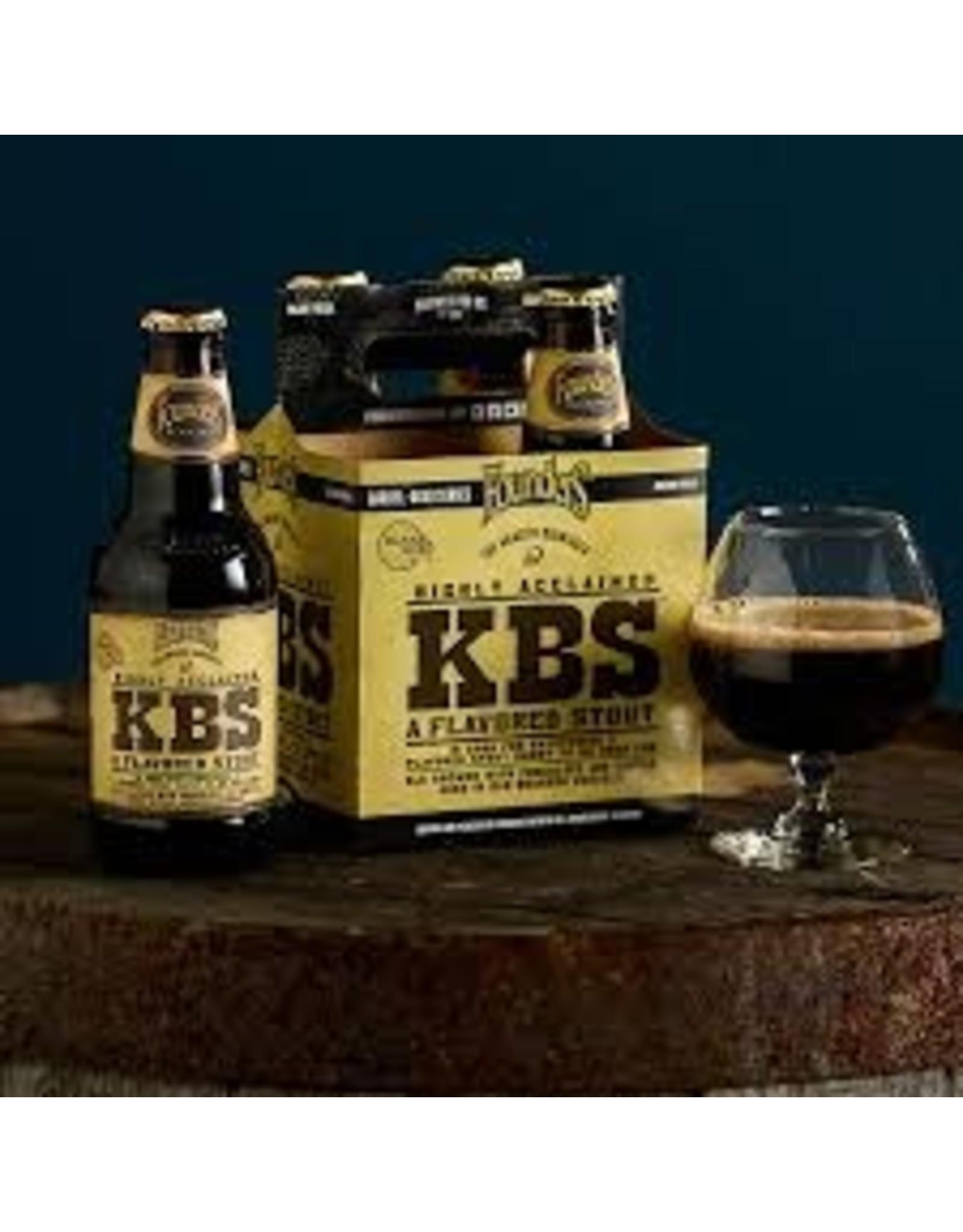 Founders Founder's KBS 4pk bottle