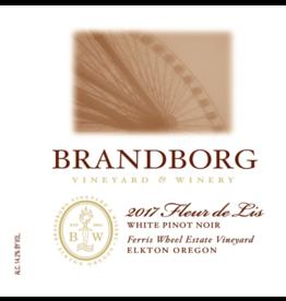 Brandborg Fleur de Lis White Pinot Noir