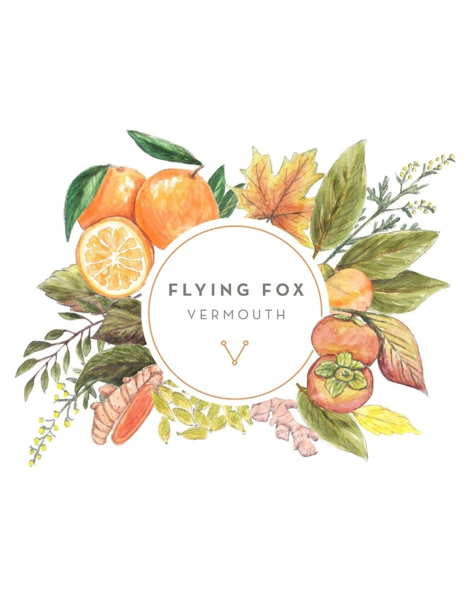 Flying Fox Persimmon Cardamon Vermouth