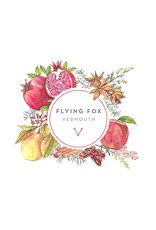 Flying Fox Pomegranate Cab Franc Vermouth