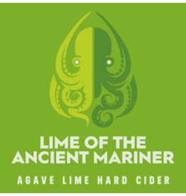Sly Clyde Sly Clyde Lime of the Ancient Mariner 4pk can