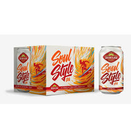 Green Flash Green Flash Soul Style 6pk can