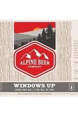 Alpine Beer Alpine Beer Windows Up IPA 6pk can