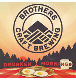 Brothers Brothers Drunken Mornings 4pk bottle