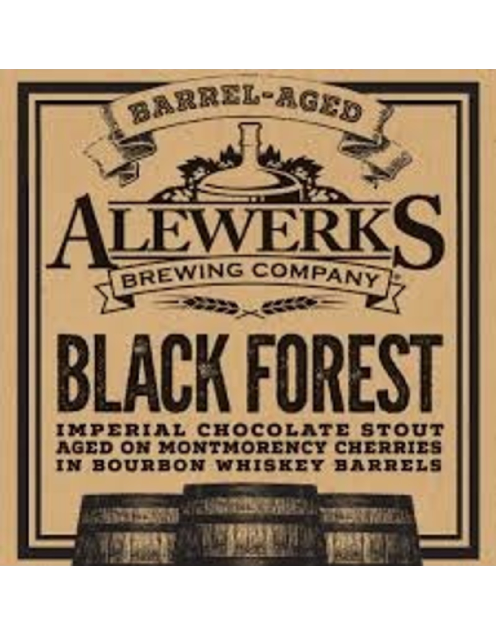 Alewerks Alewerks Black Forest 500 mL