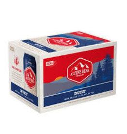 Alpine Beer Alpine Duet 6pk can
