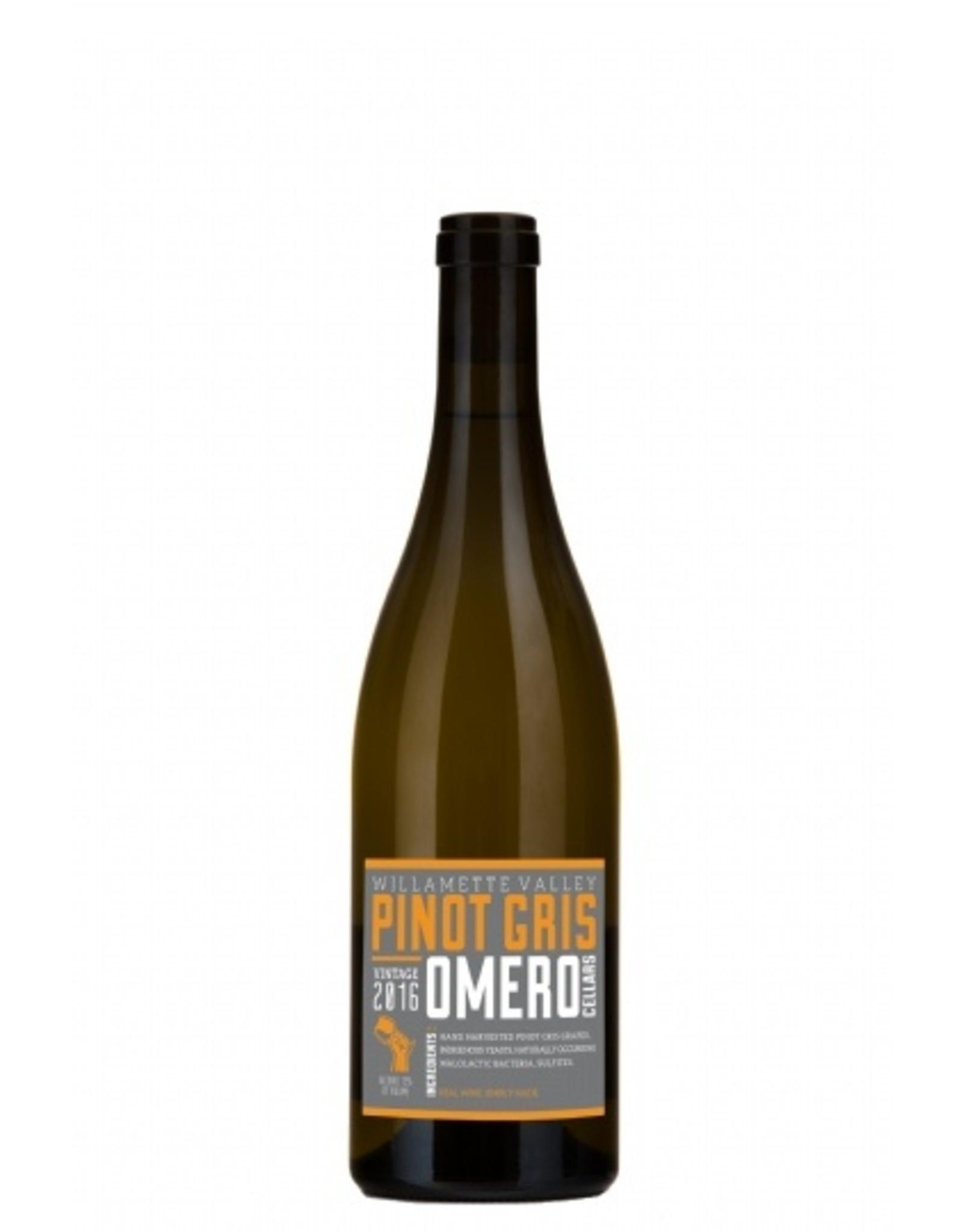 Craft Brand Omero Pinot Gris