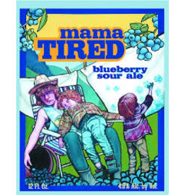 Parkway Parkway Mama Tired 6pk bottle
