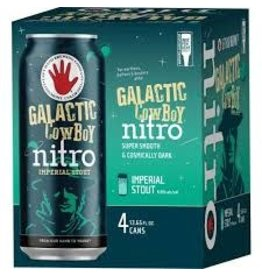 Left Hand Left Hand Galactic Cowboy Nitro 4pk can