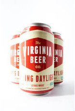 Virginia Beer Company VBC Saving Daylight 6pk can