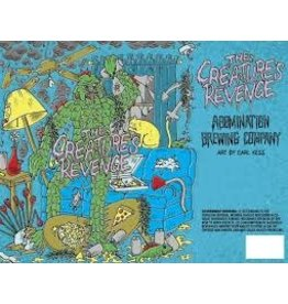 Abomination Abomination Creature's Revenge 4pk can