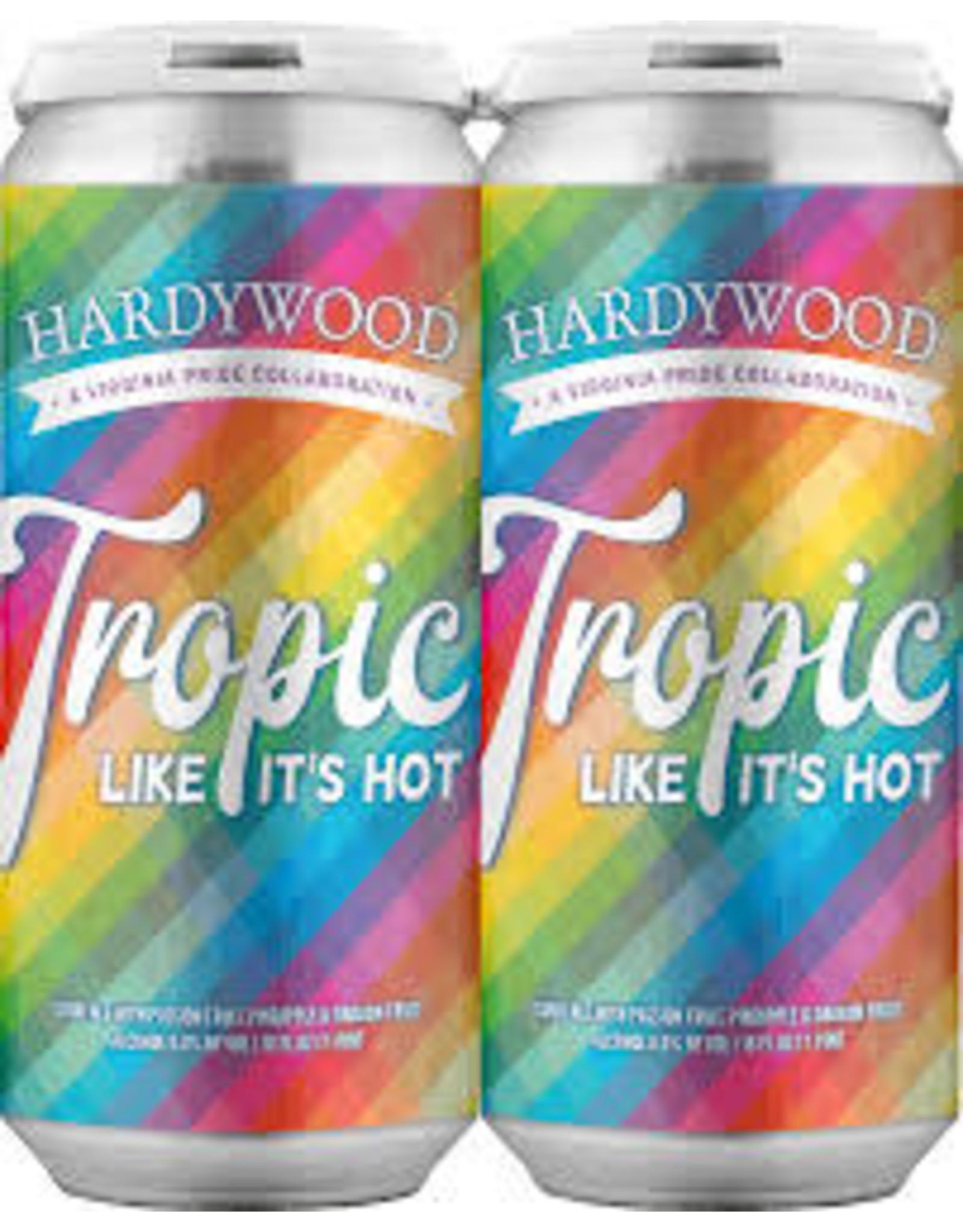 Hardywood Hardywood Tropic Like it's Hot 4pk can