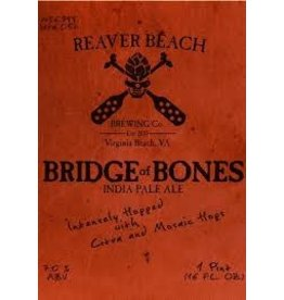 Reaver Beach Reaver Bridge of Bones 4pk can