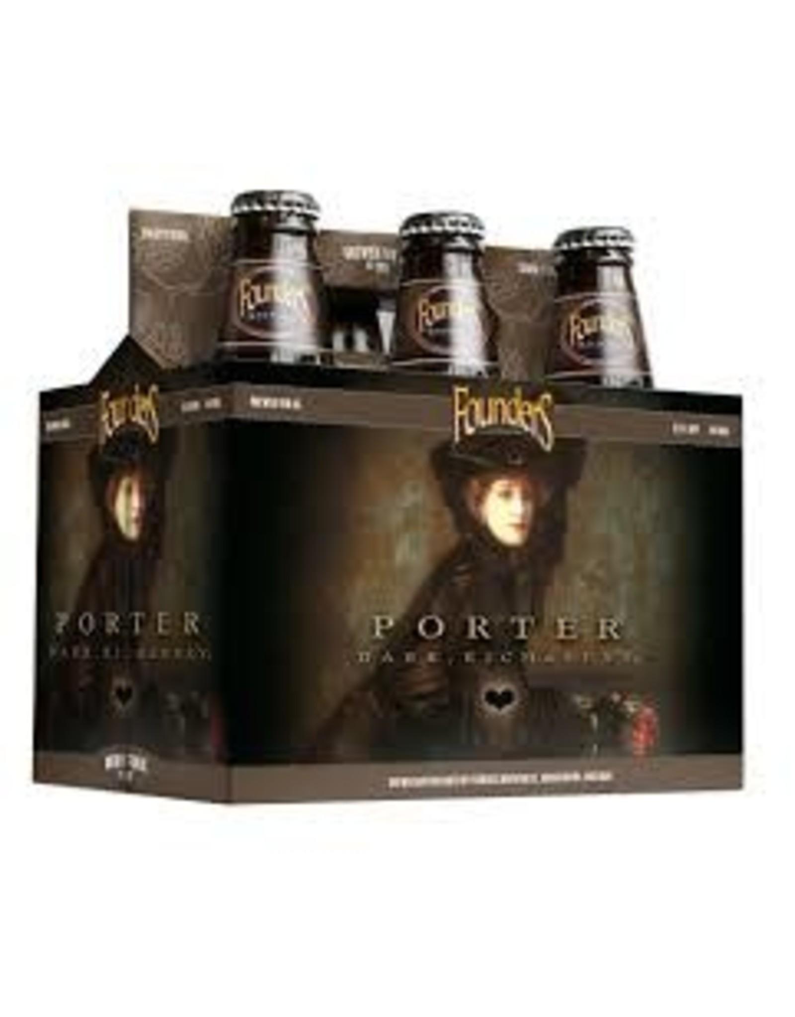 Founders Founder's Porter 6pk bottle