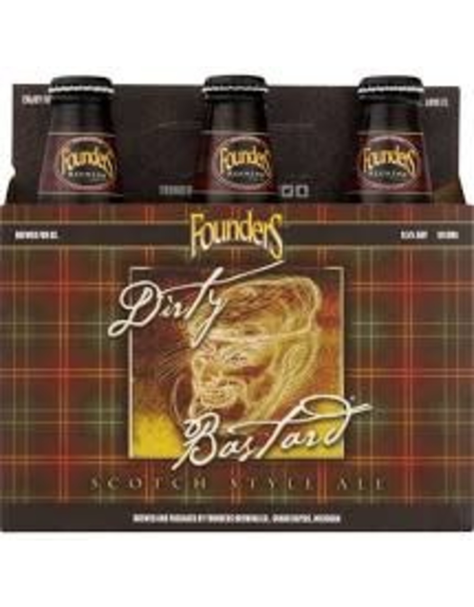 Founders Founder's Dirty Bastard 6pk bottle