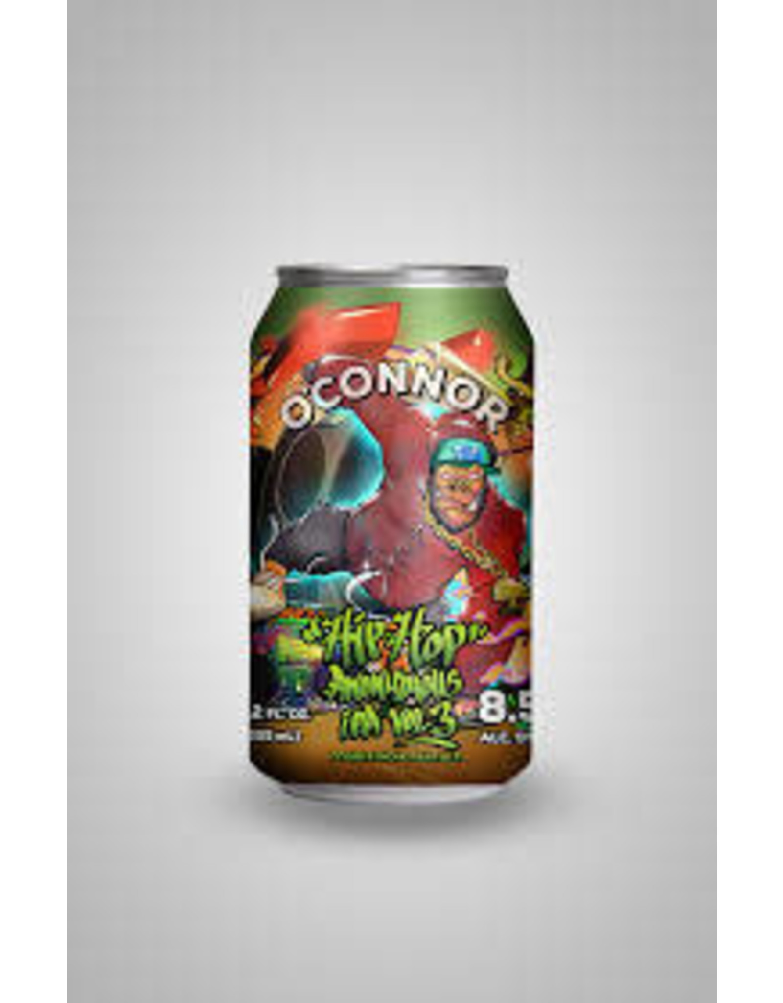 O'Connor O'Connor HipHop Anonymous 6pk can