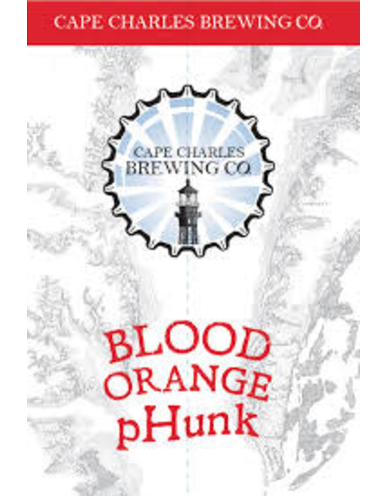 Cape Charles Cape Charles Blood Orange pHunk 4pk can