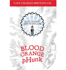 Cape Charles Cape Charles Blood Orange pHunk 4pk can