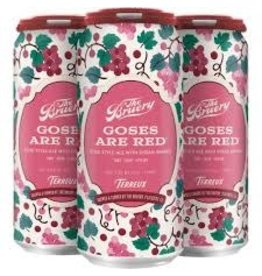 Bruery Bruery Goses are Red 4pk can
