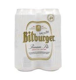 Bitburger Bitburger 4pk can