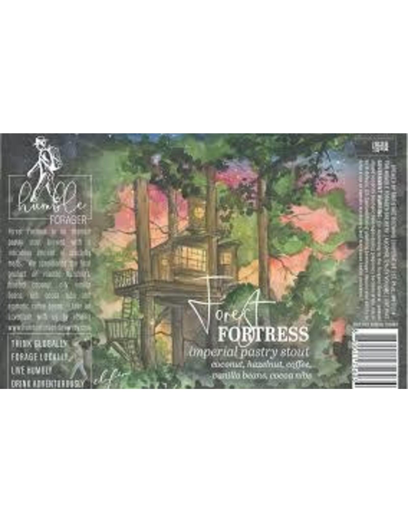 Humble Forager Humble Forager Forest Fortress single