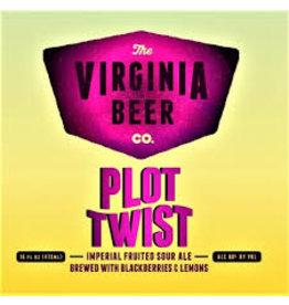 Virginia Beer Company VBC Plot Twist 4pk can