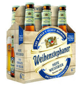 Weihenstephaner Weihenstephaner Hefe 6pk bottle