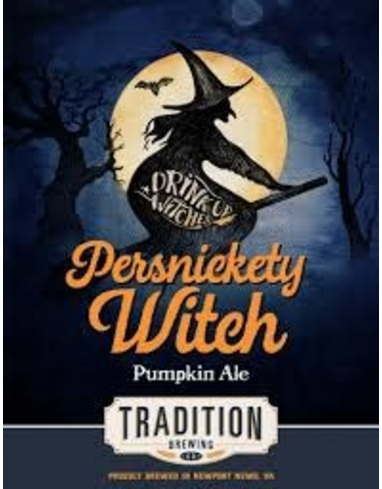 Tradition Tradition Persnickety Witch 4pk can