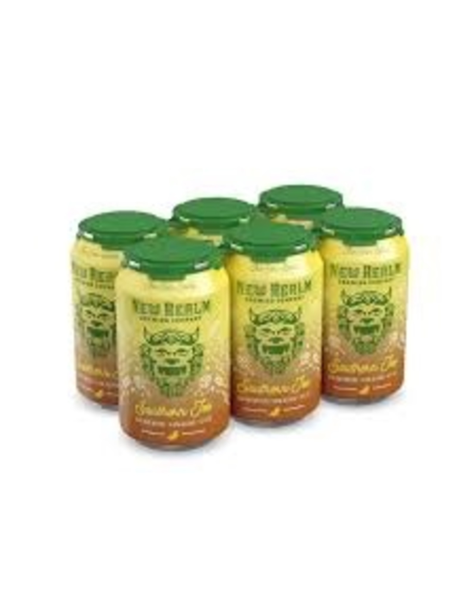 New Realm New Realm Southern Tee 6pk can