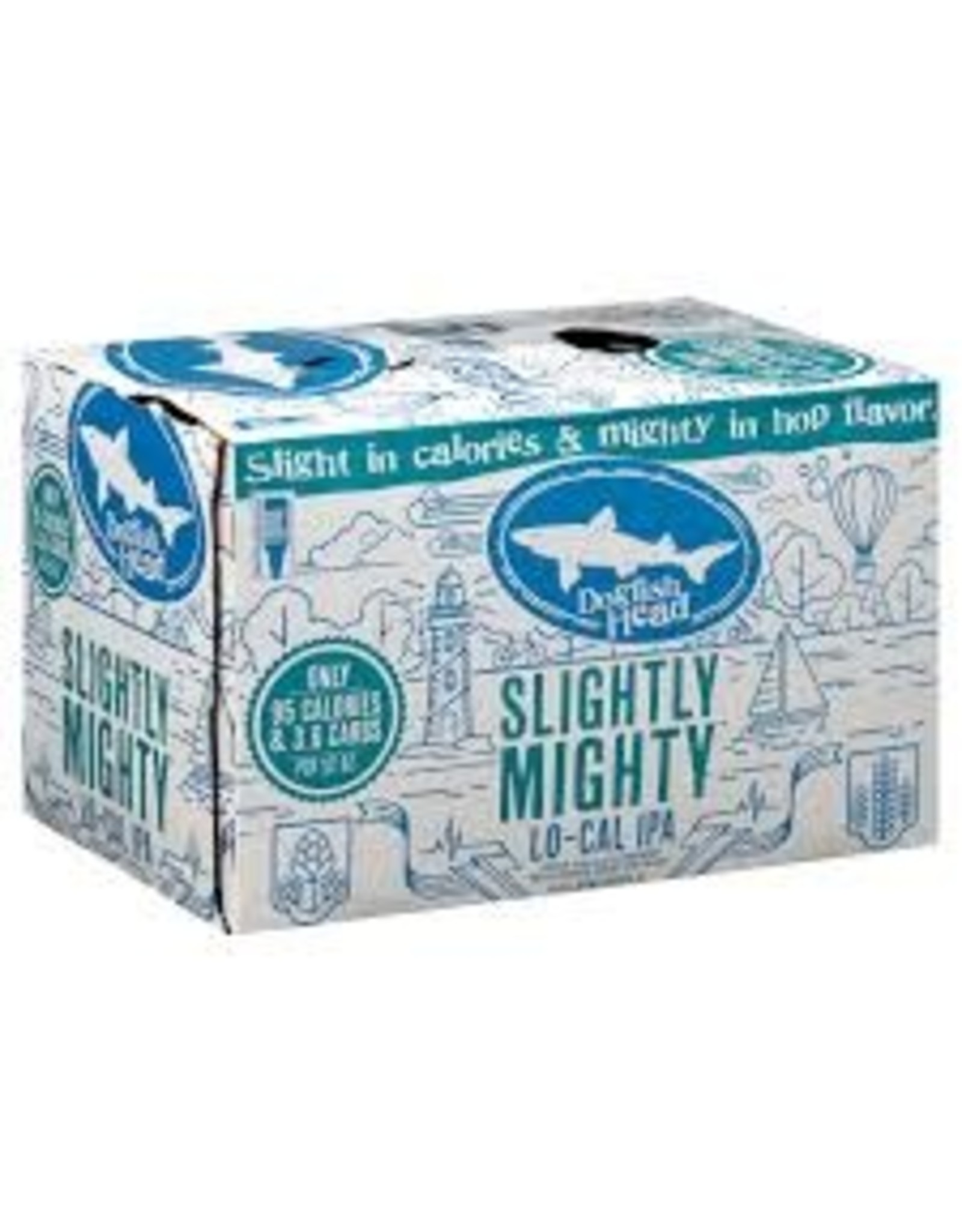 Dogfish Head Dogfish Head Slightly Mighty 6pk can