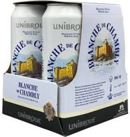 Unibroue Unibroue Blanche de Chambly 4pk can