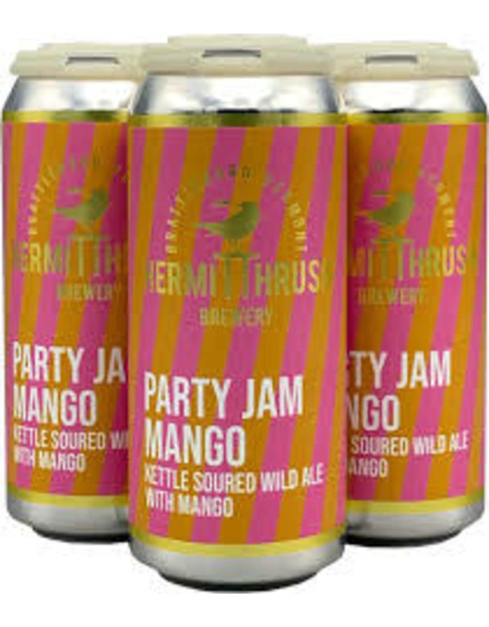 Hermit Thrush Hermit Thrush Party Jam Mango 4pk can