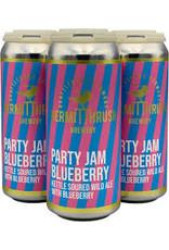 Hermit Thrush Hermit Thrush Party Jam Blueberry 4pk can