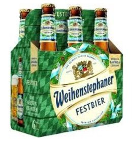 Weihenstephaner Weihenstephaner Festbier 6pk bottle