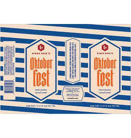 Bingo Beer Bingo Oktoberfest 4pk can