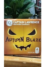 Captain Lawrence Captain Lawrence Autumn Blaze 6pk can