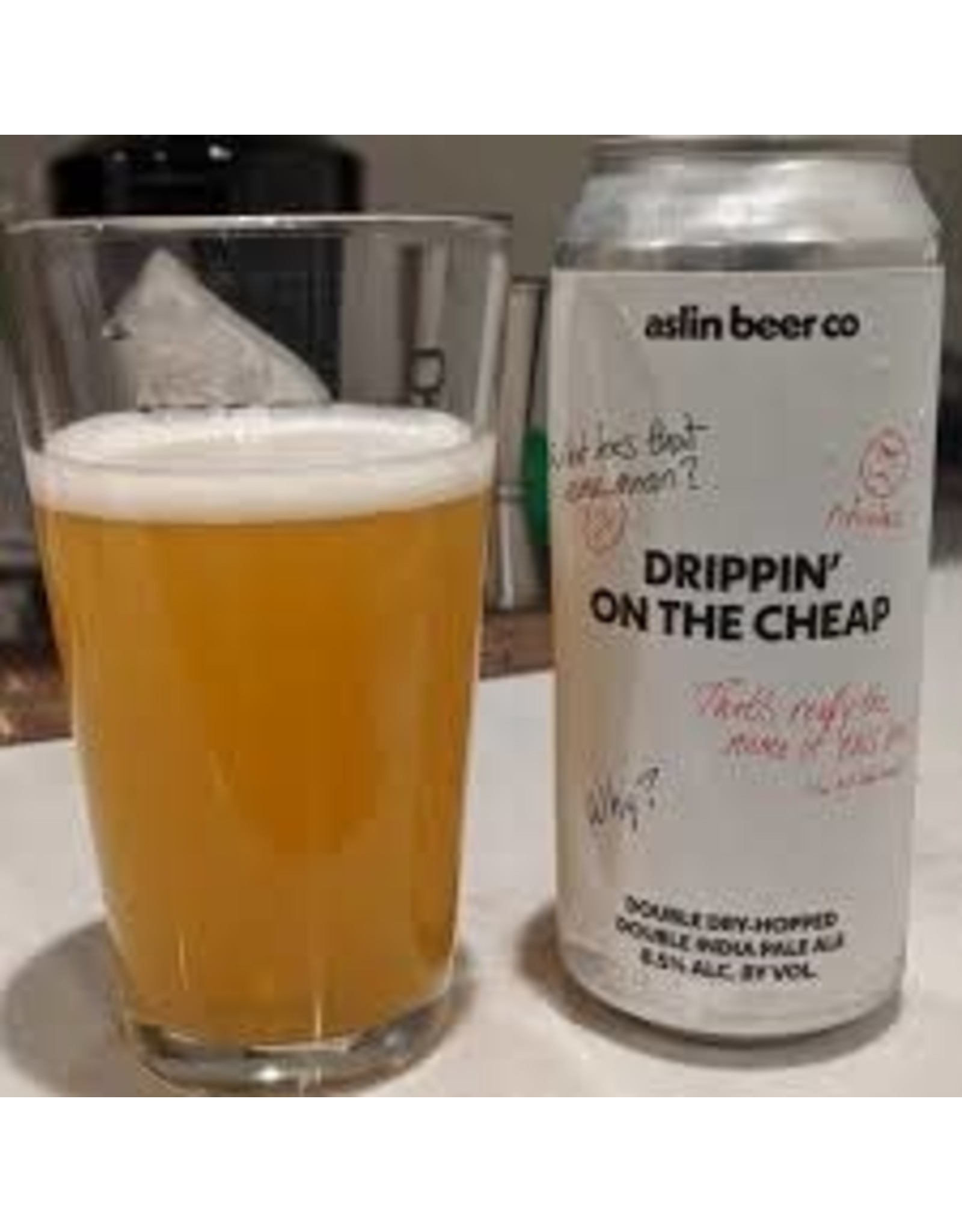 Aslin Brewing Company Aslin Dripping on the Cheap 4pk can