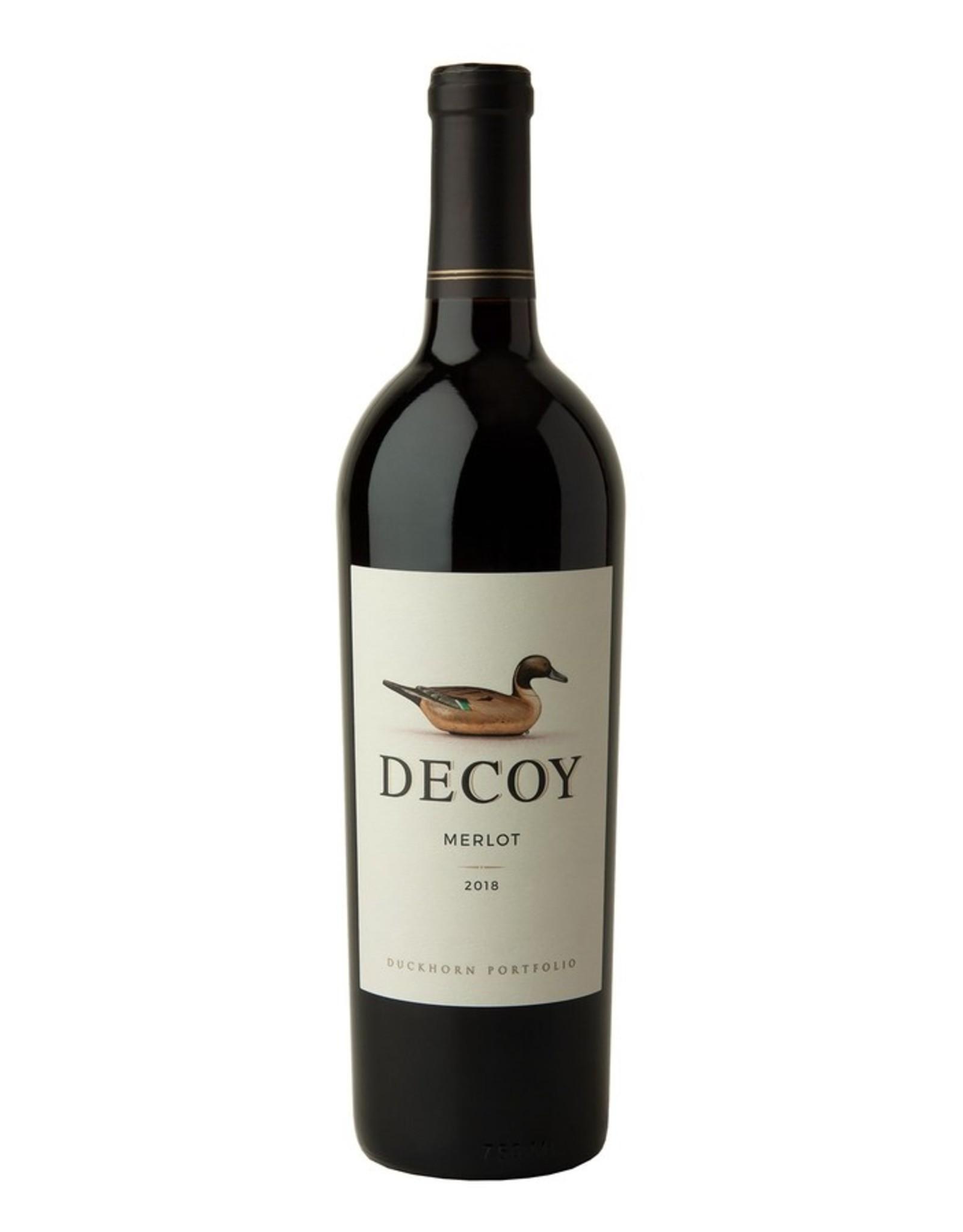 Duckhorn Decoy Merlot