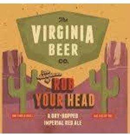 Virginia Beer Company VBC Rob Your Head 4pk can
