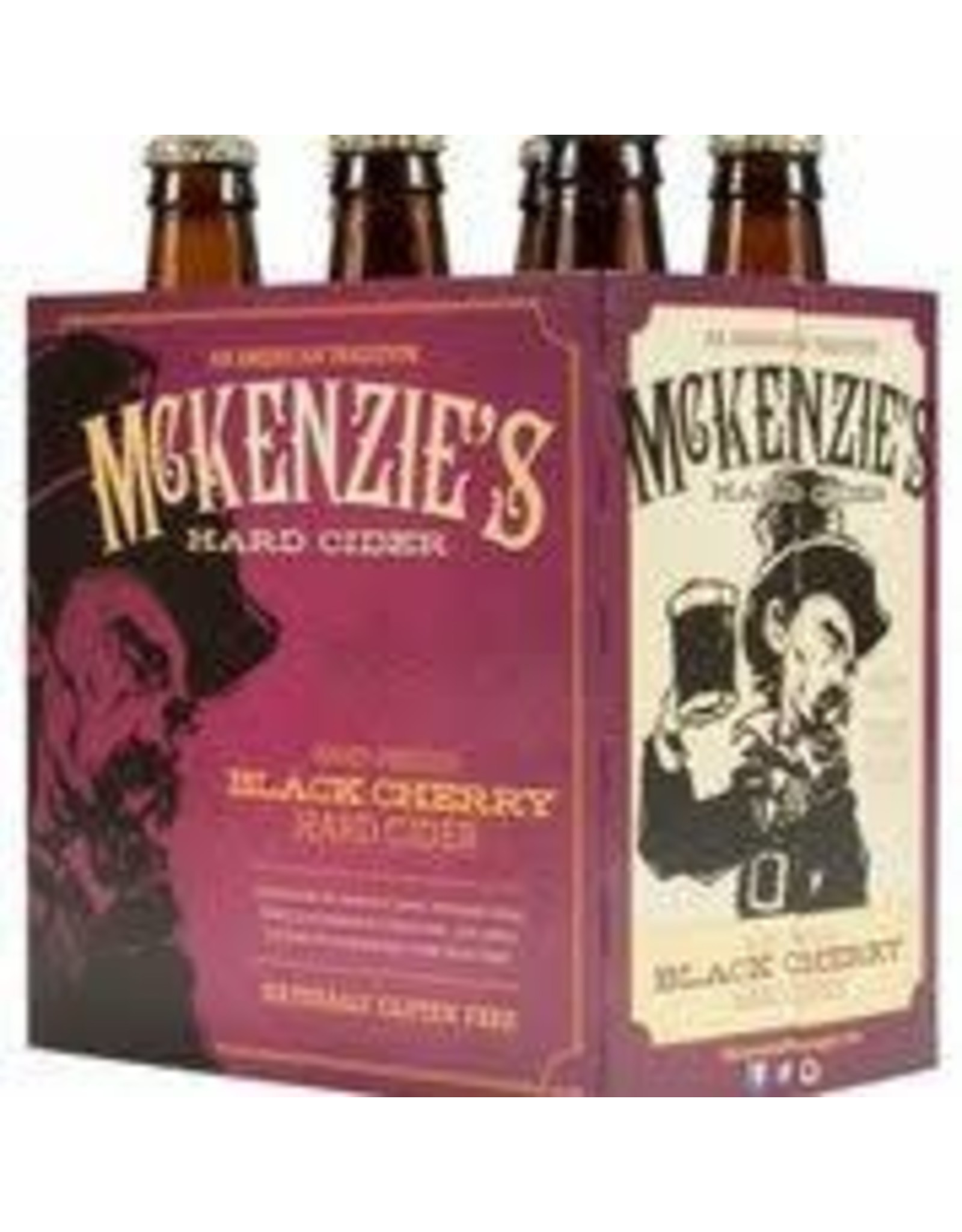 McKenzie's McKenzies Black Cherry 6pk bottle
