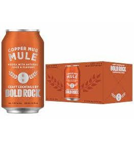 Bold Rock Bold Rock Copper Mule 6pk can