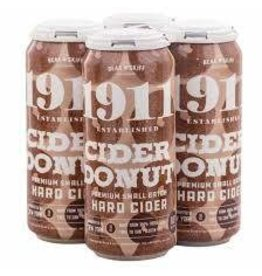 1911 1911 Cider Donut 4pk can