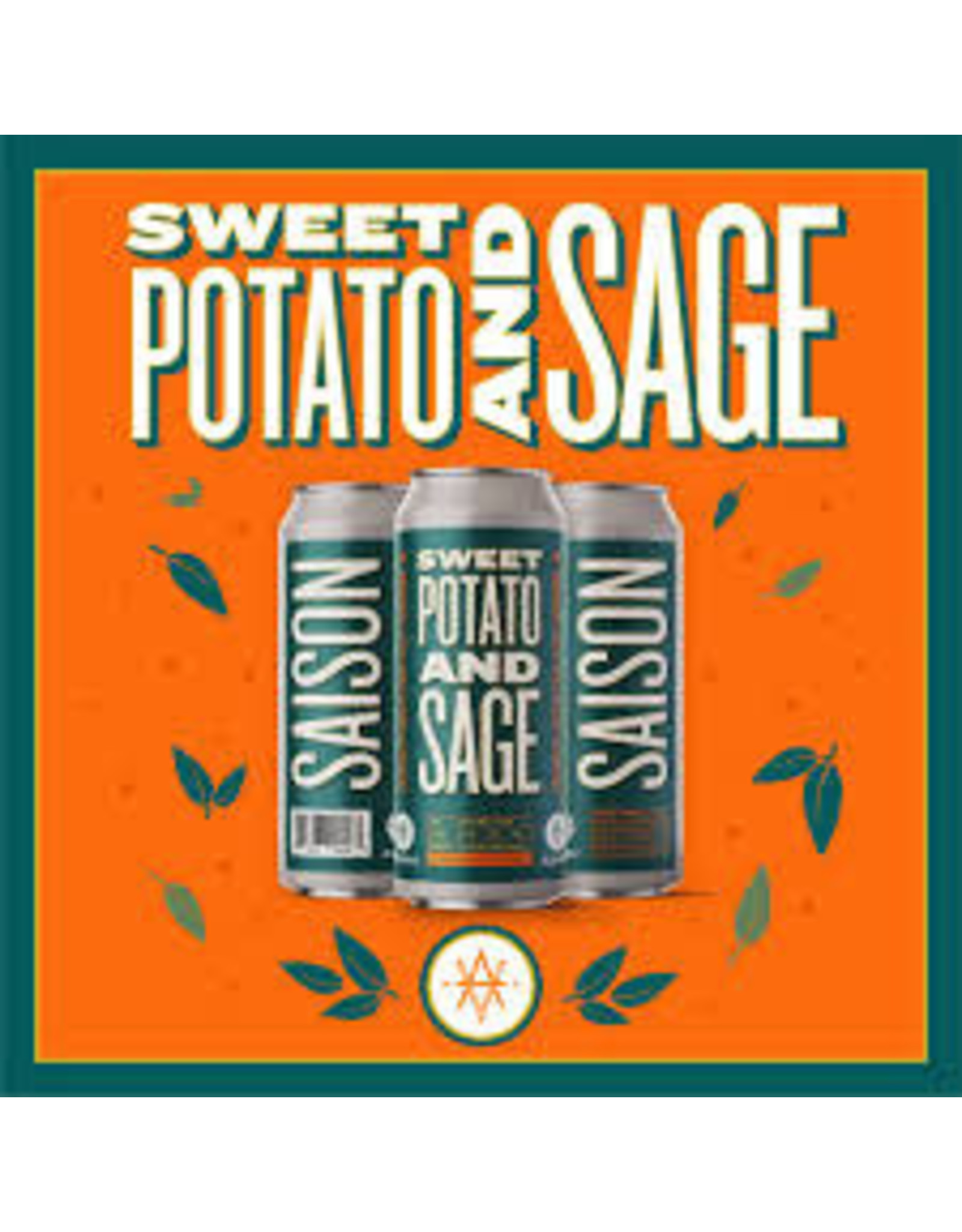 Ardent Ardent Sweet Potato Sage 4pk can