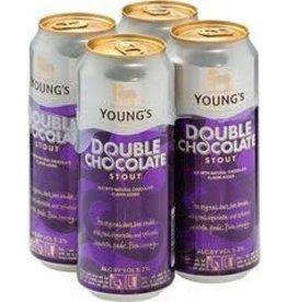Eagle Brewery Youngs Double Chocolate 4pk can