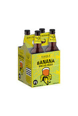 Eagle Brewery Wells Banana Bread 4pk bottle